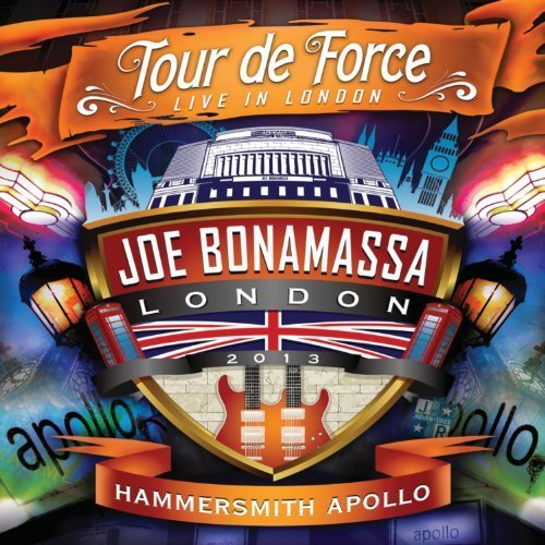 Tour De Force: Live In London - Hammersmith Apollo [2 CD] by Joe Bonamassa (2014-05-20)