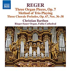 2-Part Inventions, BWV 772-786 (arr. M. Reger and K. Straube as Schule des Triospiels for organ): Invention No. 12 in A Major, BWV 783