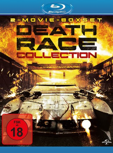 Death Race 1+2 Collection - 2 Movie Boxset [Blu-ray]