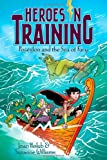 img - for Poseidon and the Sea of Fury (Heroes in Training) book / textbook / text book