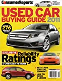 2011 Consumer Reports Used Car Buying Guide