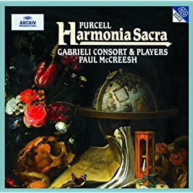 Purcell: Harmonia Sacra