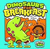 img - for Dinosaurs for Breakfast (Comics Land) book / textbook / text book