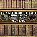 Twenty Thousand Leagues Under the Sea Audiobook by Jules Verne Narrated by Noel Gibilaro