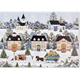 Holiday Sleigh Ride Christmas Boxed Cards (Greeting Cards)