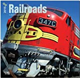 Railroads 2015 Square 12x12 (Multilingual Edition)