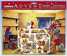 Papá Noel Adhesivo Calendario de adviento