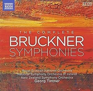 The Complete Bruckner Symphonies