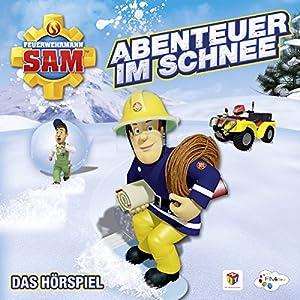 Abenteuer im Schnee (Feuerwehrmann Sam 8, 4) Hörspiel