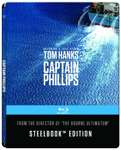 Captain Phillips [Reino Unido] [Blu-ray]