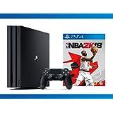 Playstation 4 Pro 1TB Console + NBA 2K18 + NBA 2K17 Bundle ( 3 - Items )