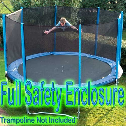 Howleys 10 ft Trampoline Enclosure