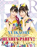 ゆいかおりLIVE HEARTY PARTY!! [Blu-ray]
