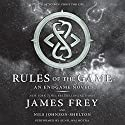 Endgame: Rules of the Game Audiobook by James Frey Narrated by Sunil Malhotra