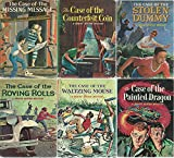 img - for Brains Benton Mysteries Complete Set of Whitman Editions, Books 1-6 book / textbook / text book