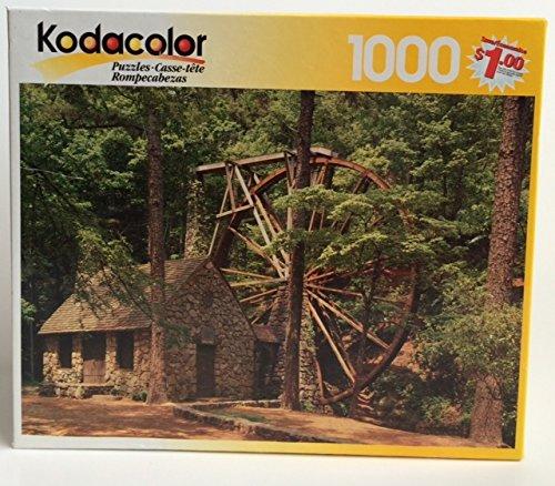 """""""Rome, Georgia"""" 1000 Piece Kodacolor Puzzle"""