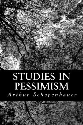 Studies in Pessimism (Schopenhauer Wagner compare prices)
