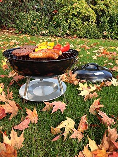 Attirant Cuisinart CCG 190 Portable Charcoal Grill 14 Inch