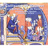 classical music De Machaut Le Jugement du Roi de Navarre Audio CD classical music