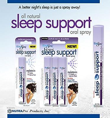 Melatonin, Valerian Root, Gaba, Sleep Aid for Insomnia, Sleep Apnea or Occasional Sleep Disorders