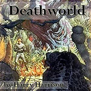 Deathworld Audiobook