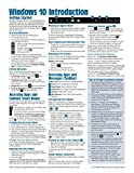 img - for Windows 10 Introduction Quick Reference Guide (Cheat Sheet of Instructions, Tips & Shortcuts - Laminated) book / textbook / text book