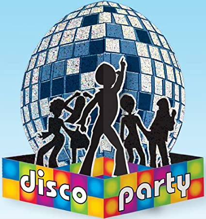 Disco Theme Party Supplies