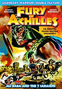 Legendary Warriors Double Feature: Fury Of Achilles (1962) / Ali Baba And The 7 Saracens (1964)