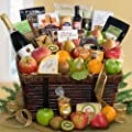 Best of California Motherlode Artisan Gourmet and Fruit Basket