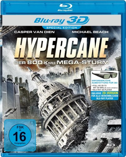 Hypercane 3D [Blu-Ray] [Special Edition]