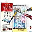 Nokia Lumia 930 �cran LCD en verre tremp� Crystal Clear Guard Protector & Chiffon SVL6 PAR SHUKAN�, (VERRE TREMP�)