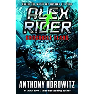 Crocodile Tears (Alex Rider, No. 8)