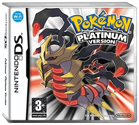 Pokemon Platinum (Nintendo DS)