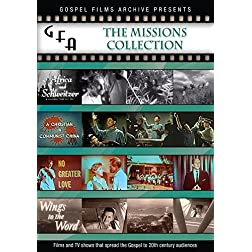 Gospel Films Archive Series: The Missions Collection