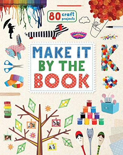 Make it by the Book (Craft Book)