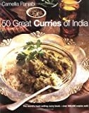 50 Great Curries of India (Book & DVD) Camellia Panjabi