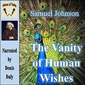 The Vanity of Human Wishes Audiobook