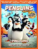 Penguins of Madagascar (Bilingual) [3D Blu-ray]