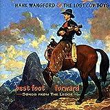 echange, troc Hank Wangford & The Lost Cowbo - Best Foot Forward Songs from