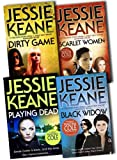 Jessie Keane 4 Books Collection RRP: £29.96 (Black Widow, Dirty Game, Scarlet Women, Playing Dead) Jessie Keane