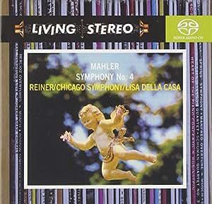 Mahler : Symphonie n° 4 en sol majeur