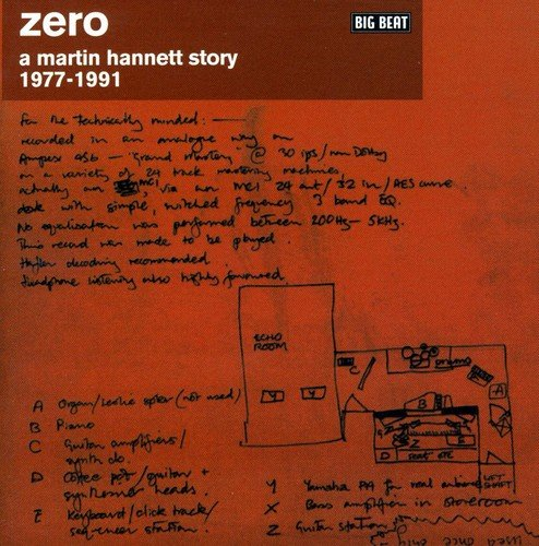 CD : Zero: A Martin Hannett Story (United Kingdom - Import)