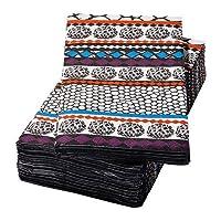 Paper napkin decorative, Paper napkins with designs patterned multicolour 30 pieces
