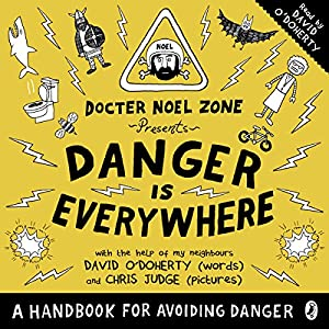 Danger Is Everywhere Audiobook