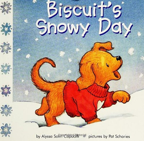 Biscuit'S Snowy Day front-854097