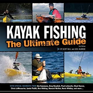 Book Cover: Kayak Fishing: The Ultimate Guide 2nd Edition