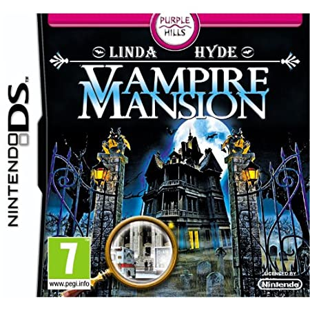 Vampire Mansion - Linda Hyde (Nintendo DS) (UK IMPORT)