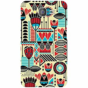 Design Worlds Samsung Galaxy Grand 2 Back Cover - Draw Designer Case and Covers