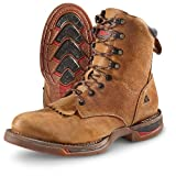 Rocky 8864 Long Range Lacer Round-Toe Boot