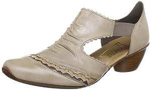 Rieker 43783, Chaussures basses femme   Commentaires en ligne plus informations